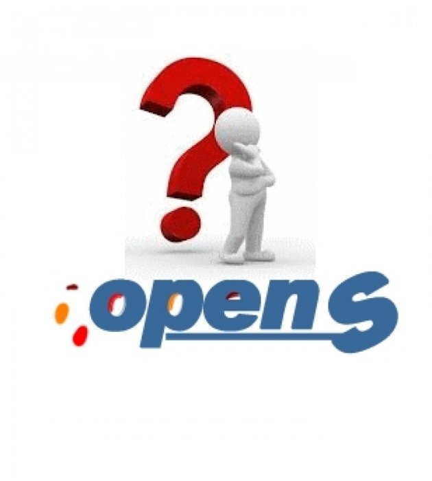 Determine of data by open-S